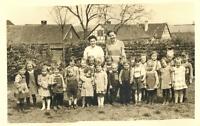 Kindergartengruppe 1954